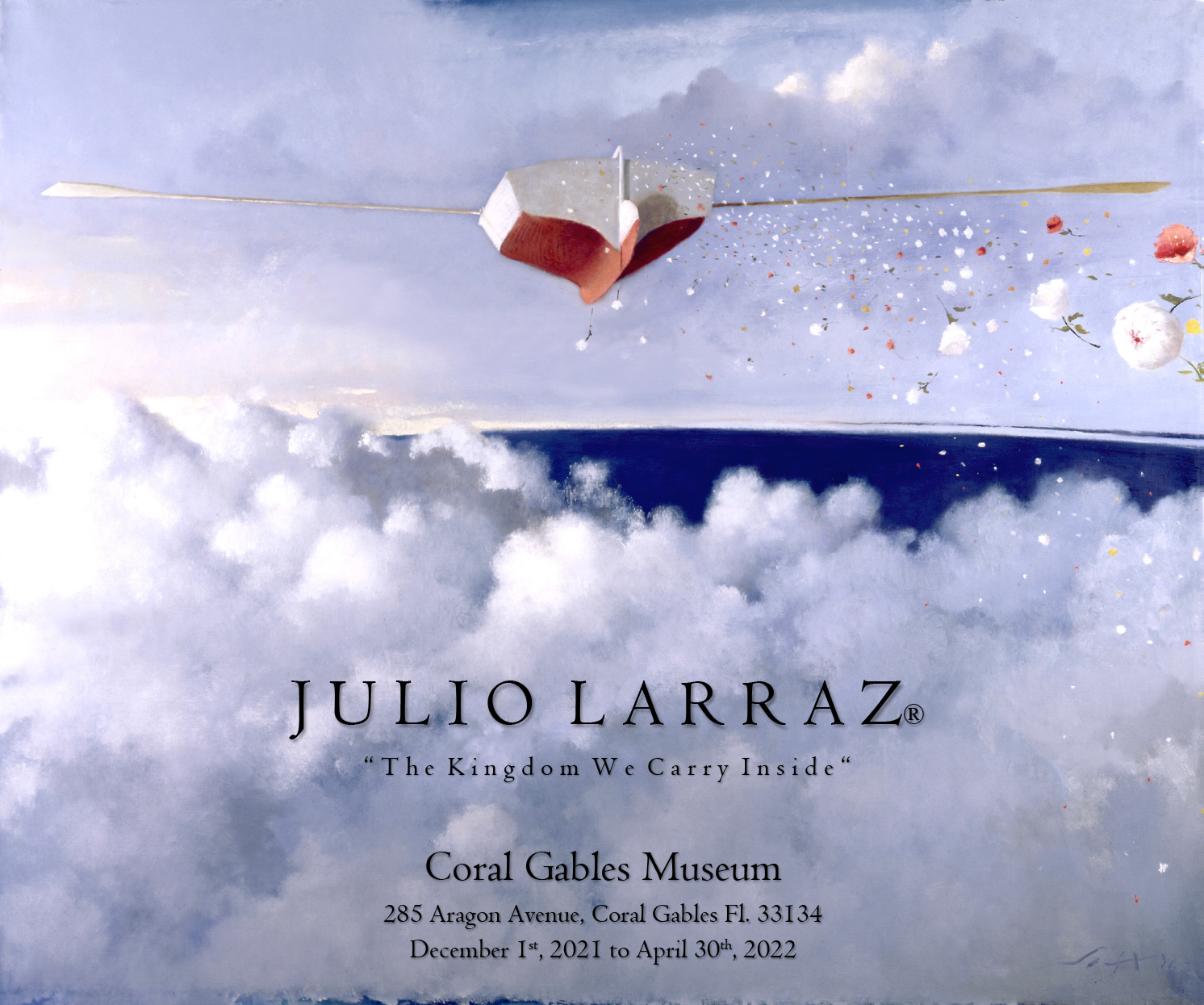 Julio Larraz Coral Gables Museum